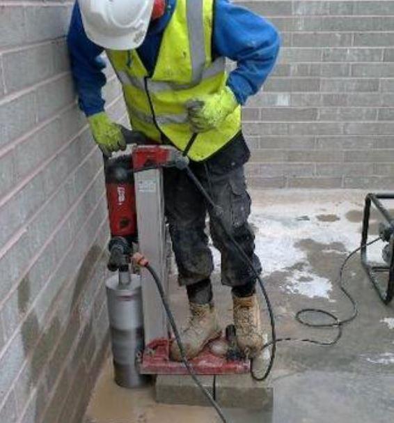 dublin concrete core drilling